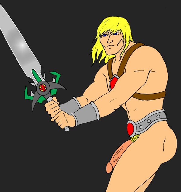 he-man Louie and cecilia we're back