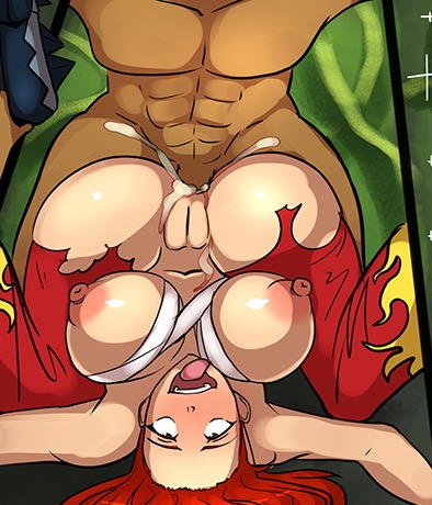 from fairy lucy nude tail Cum in mouth animated gif