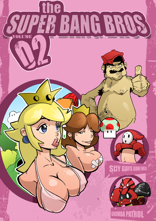 tennis thicc daisy mario aces Shadow the hedgehog front view