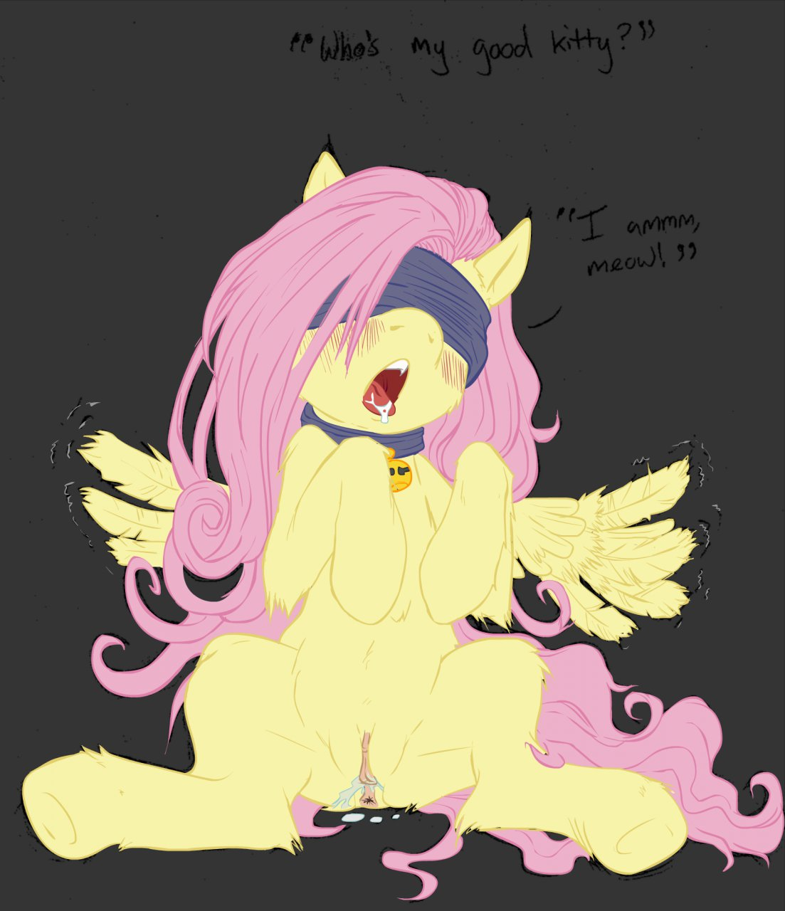 fluttershy pony little pictures my Namiuchigiwa no muromi-san characters