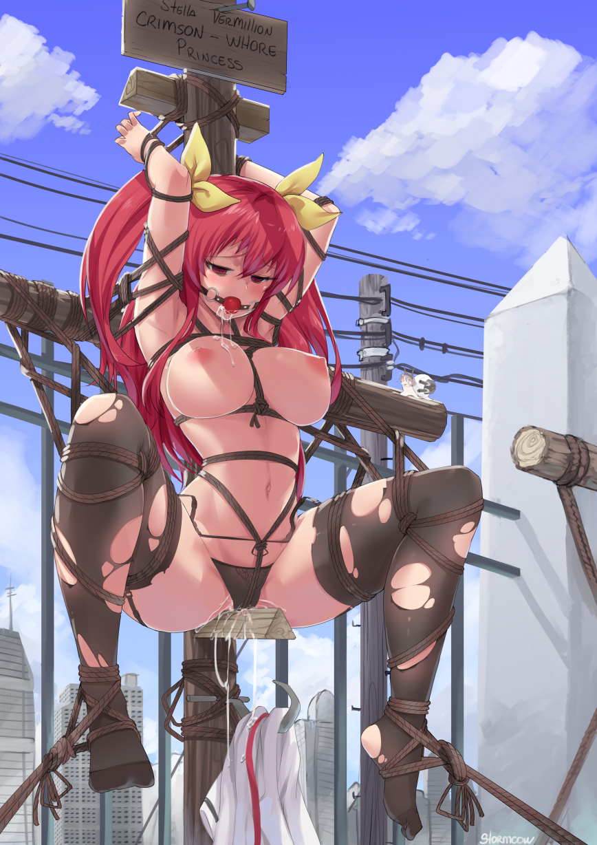 no cavalry rakudai kishi nude How to plant in starbound