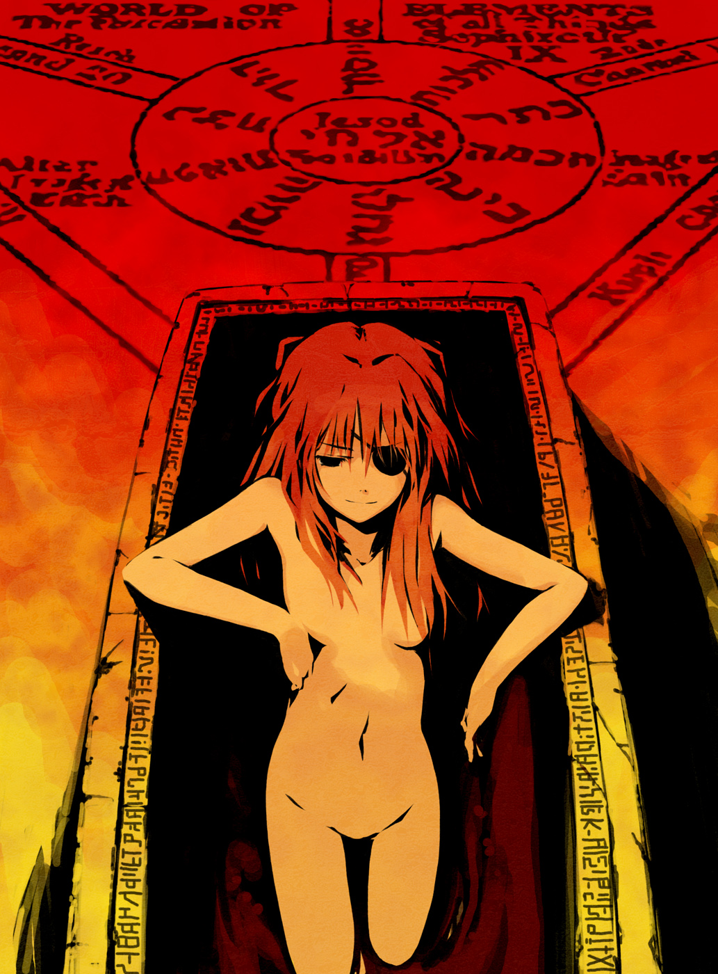 genesis asuka neon evangelion nude Fanfiction star vs the forces of evil