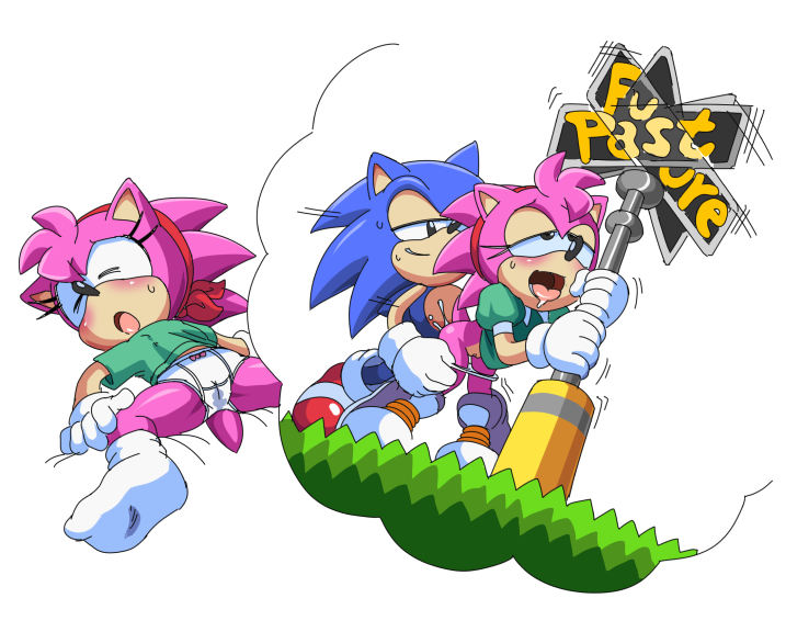 is in the hedgehog sonic how feet tall Yugioh gx fanfiction jaden and alexis