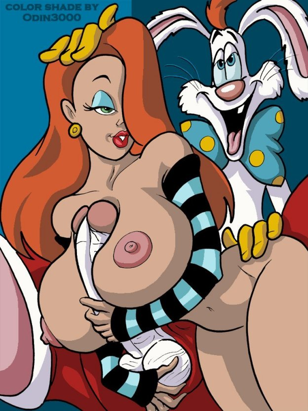 roger framed commando rabbit rabbit who jessica Cum-in-mouth