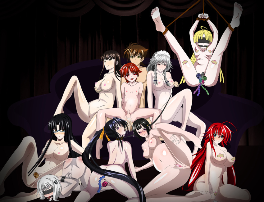 issei dxd fem fanfiction highschool Alvin and the chipmunks yaoi