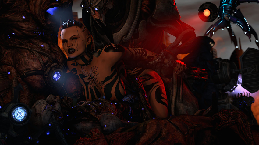 3 pregnant mass liara effect Left for dead the witch