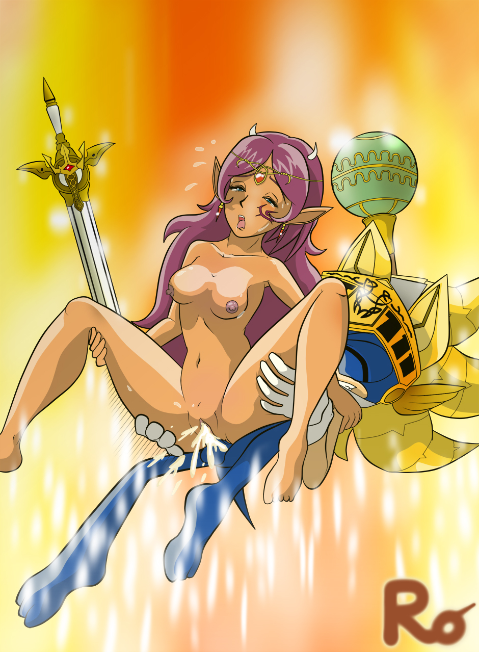 secret the sonic djinn rings erazor and If it exist theres porn of it