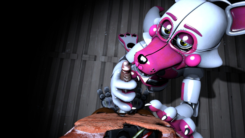 at nights five funtime freddy's foxy King of the hill nude